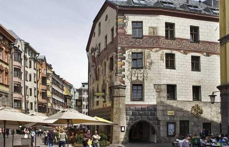 Best Western Hotel Goldener Adler - Hotel - 8