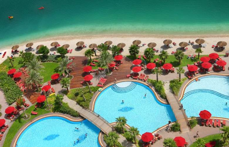 Khalidiya Palace Rayhaan by Rotana - Pool - 11