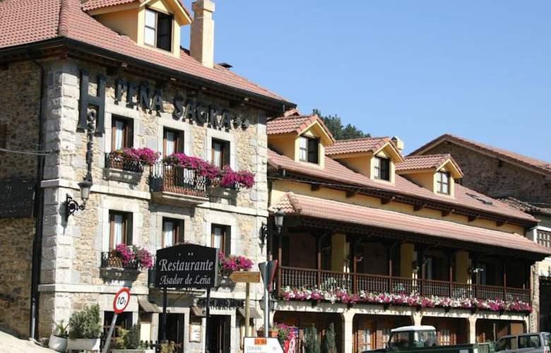 Hosteria Peña Sagra - Hotel - 0