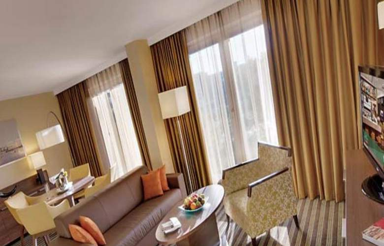 Courtyard by Marriott Munich City East - Room - 22
