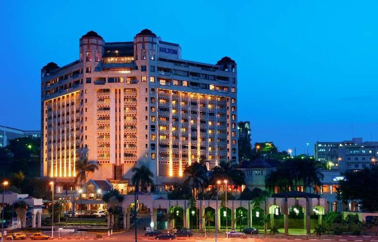 Hilton Yaounde hotel - Hotel - 0