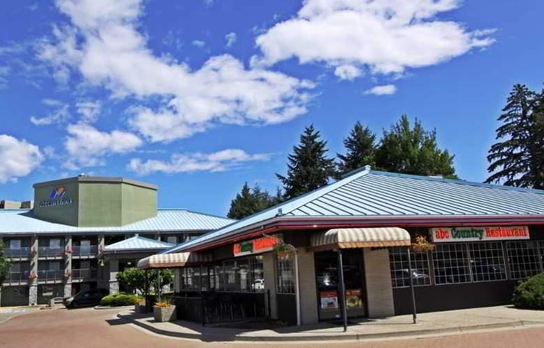Accent Inn Kelowna - Restaurant - 5