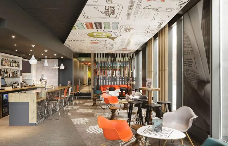 ibis Londres Excel Docklands - Bar - 3