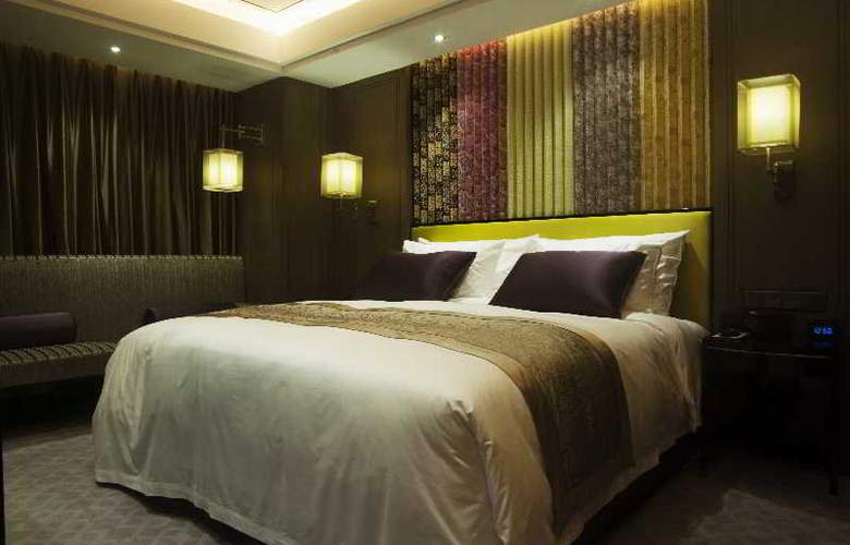 Zhejiang International Hangzhou - Room - 12