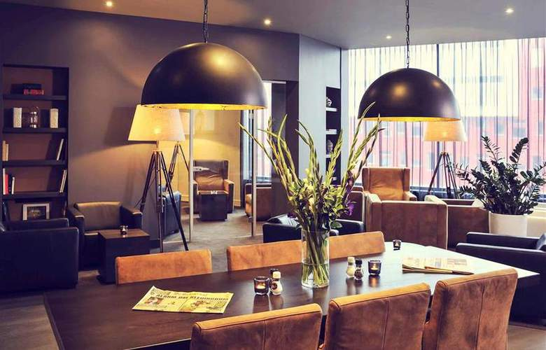 Mercure Amersfoort Centre - Bar - 53