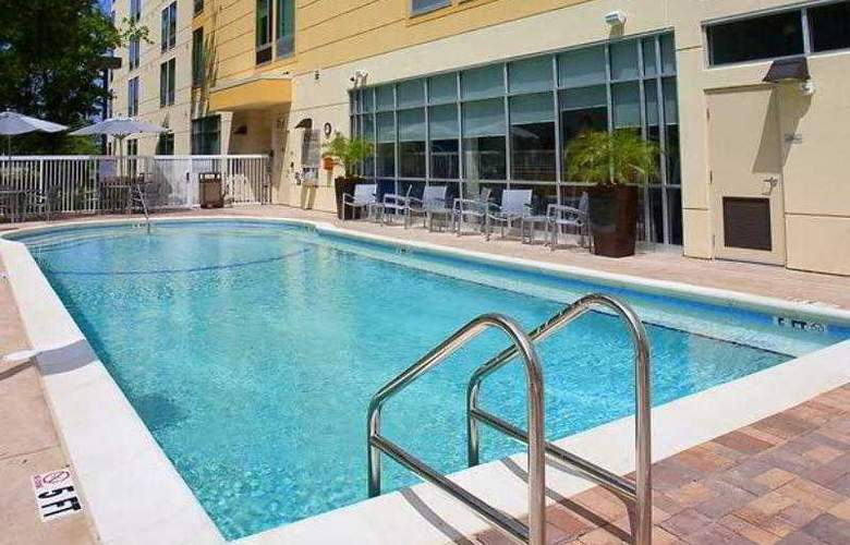 SpringHill Suites Tampa North/I-75 Tampa Palms - Hotel - 11