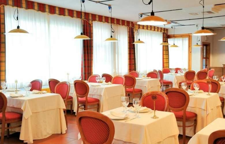 Grand Hotel La Chiusa Di Chietri - Restaurant - 4