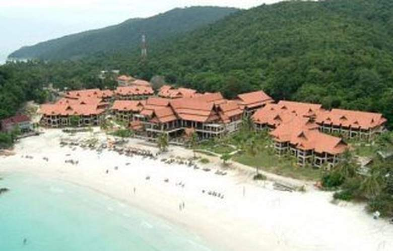 Laguna Redang Island Resort - Beach - 5