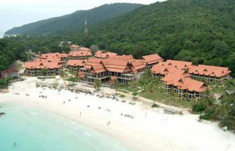 Laguna Redang Island Resort - Beach - 4