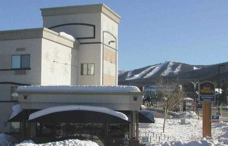 Best Western Alpenglo Lodge - Hotel - 3