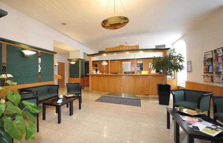 Best Western City Hotel Moran - Hotel - 14