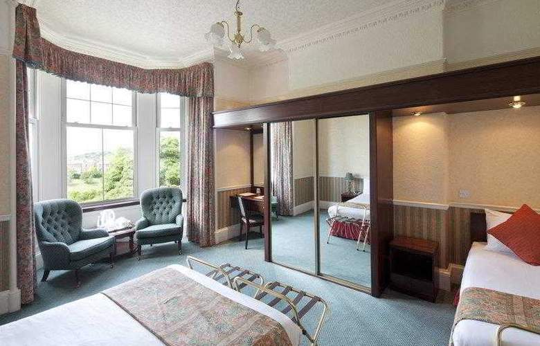 BEST WESTERN Braid Hills Hotel - Hotel - 75