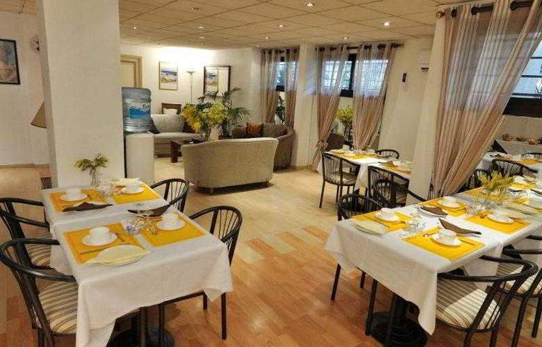 Residhotel les Coralynes - Restaurant - 21