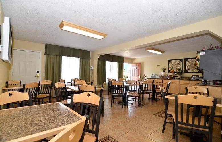 Best Western Americana Inn - Restaurant - 80