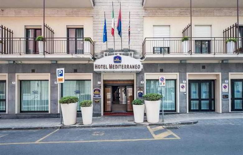 Best Western Mediterraneo - Hotel - 37