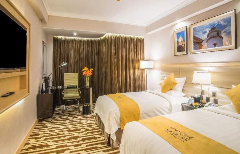 Metropark Hotel Macau - Room - 4