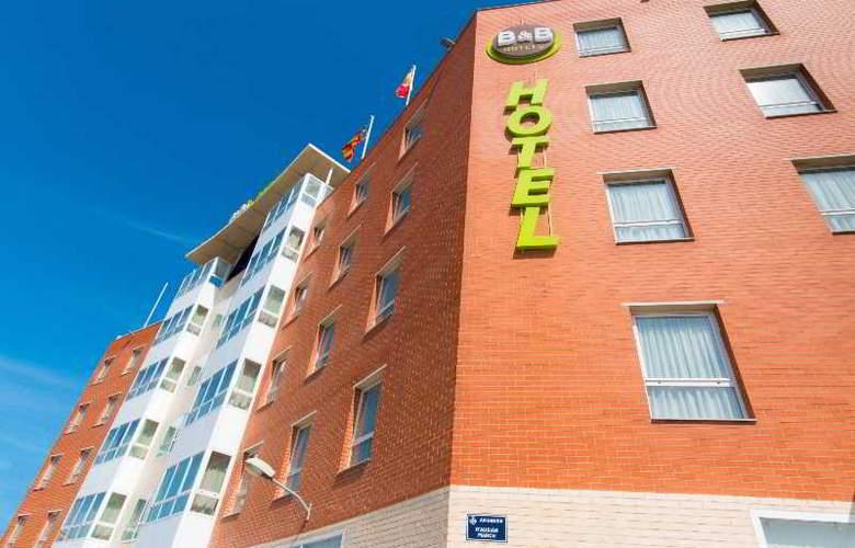 B&B Valencia-Ciudad de las Ciencias - General - 1