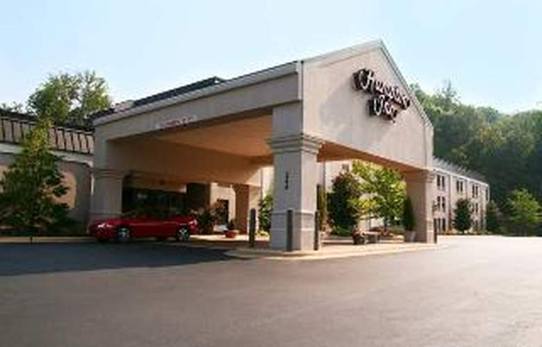 Hampton Inn Franklin - Hotel - 0