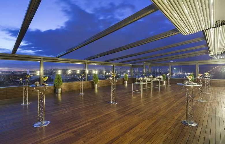 Hilton ParkSA Istanbul - Terrace - 23