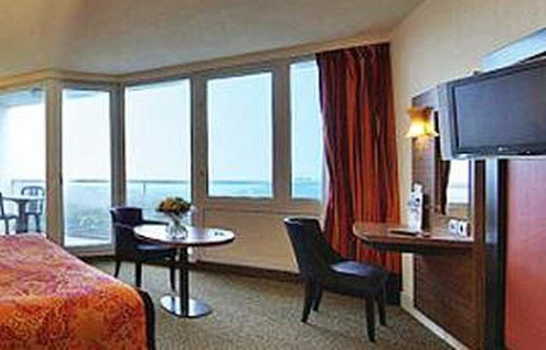 Mercure Thalassa Port Camargue - Room - 0