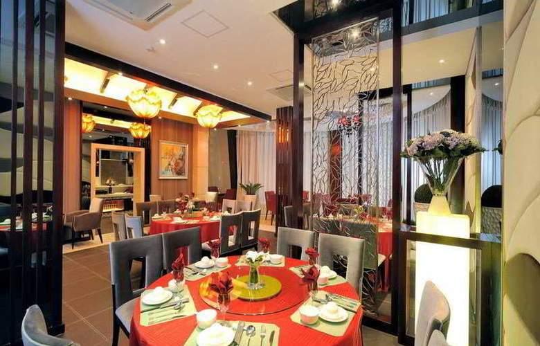 Rhea Boutique - Restaurant - 3