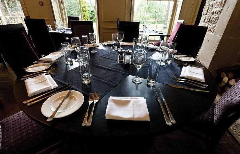 Best Western Mosborough Hall - Hotel - 15