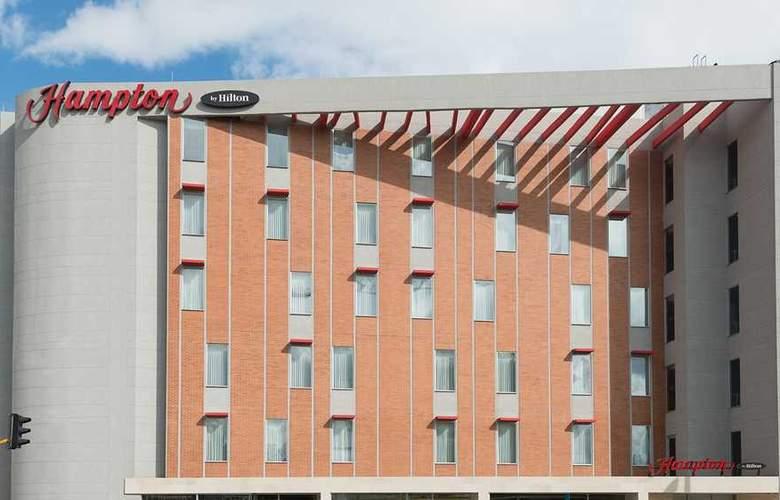 Hampton by Hilton Bogota Usaquen - Hotel - 0