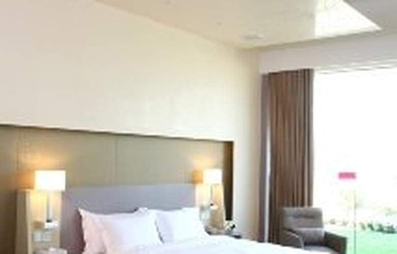 Hung'a Mansion Hotel Taichung - Room - 3