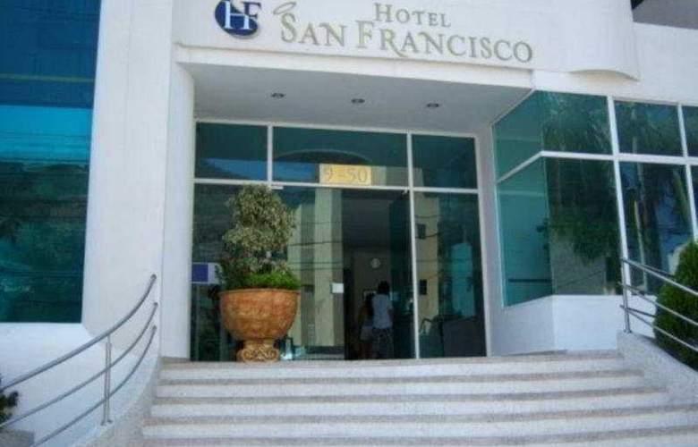 San Francisco Rodadero - Hotel - 0