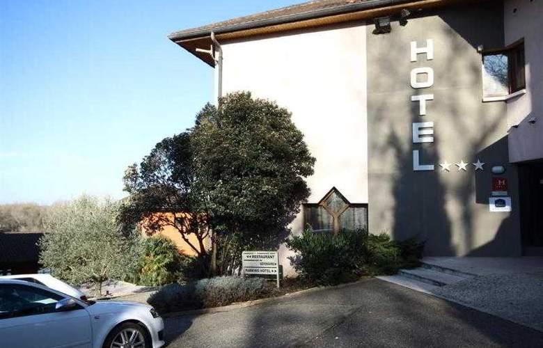 Auberge de Jons - Hotel - 21