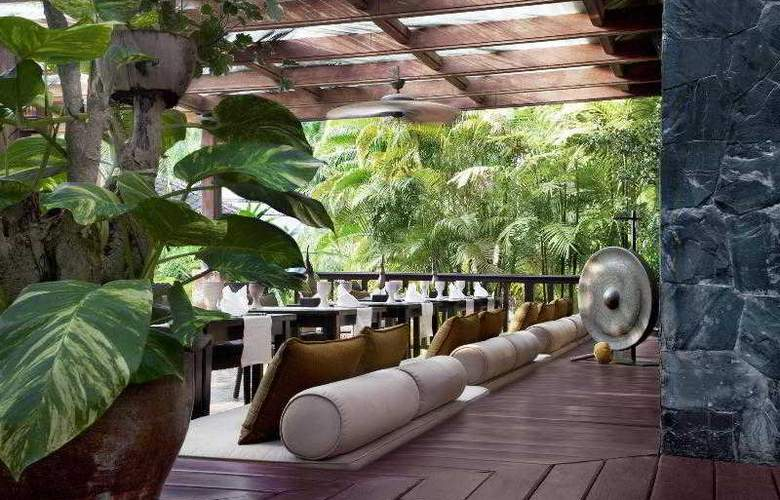 Le Meridien Khao Lak Beach and Spa Resort - Restaurant - 9