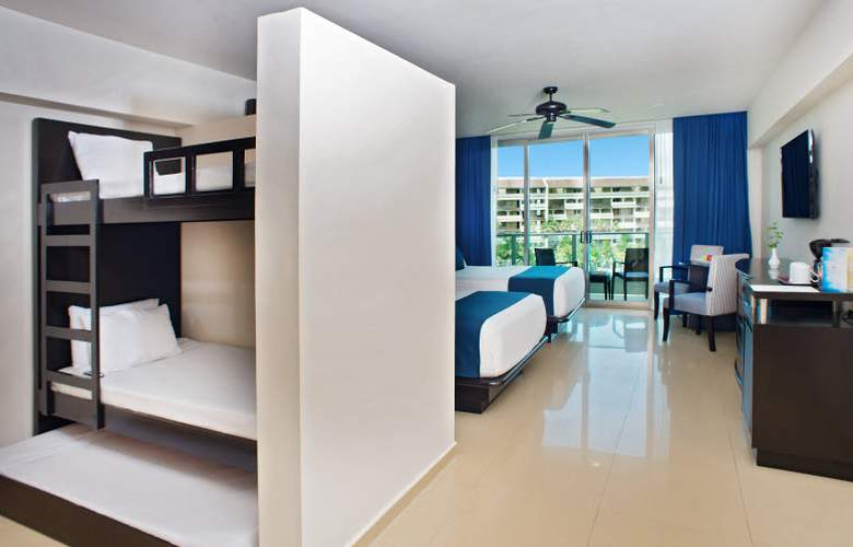 Seadust Cancún Family Resort - Room - 18
