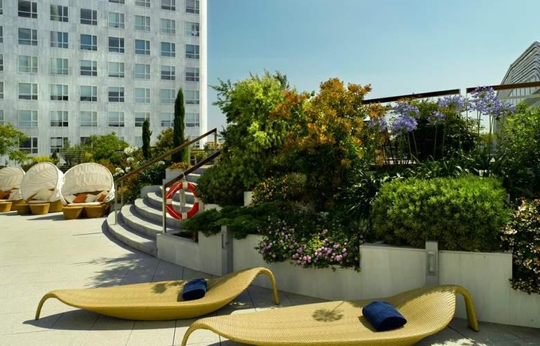Sercotel Sorolla Palace - Terrace - 5