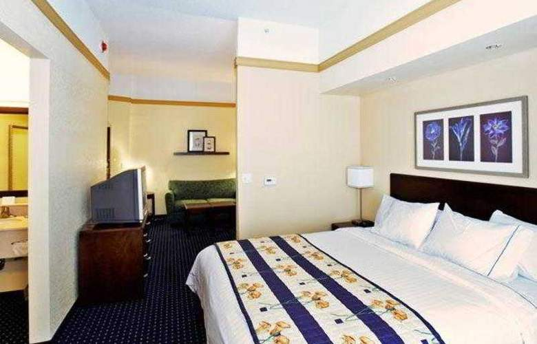SpringHill Suites Grand Rapids Airport Southeast - Hotel - 25