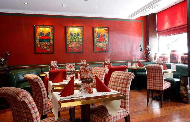 Royal Saint Honore - Restaurant - 9