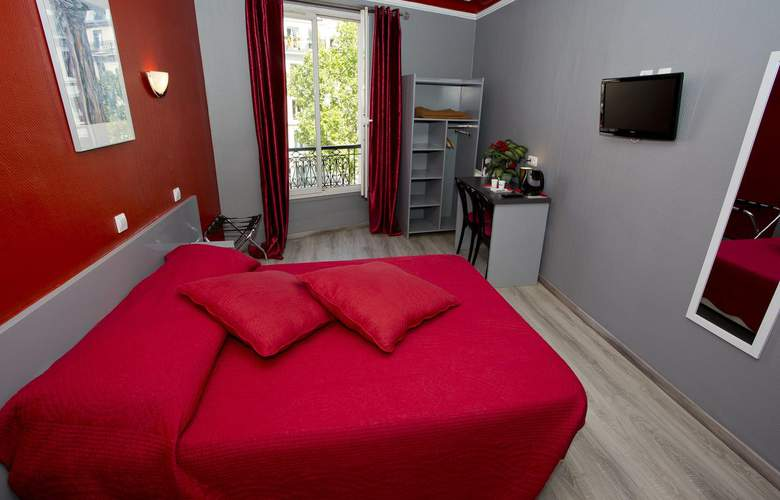 Hipotel Paris Voltaire Bastille - Room - 1
