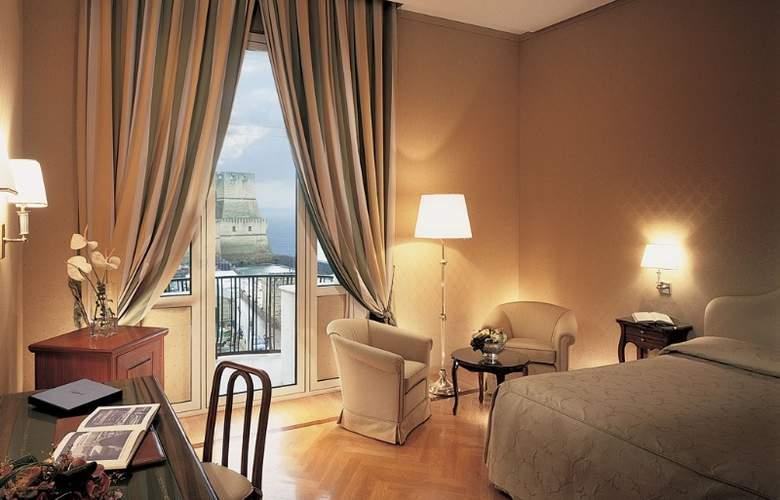 Grand Hotel Vesuvio Naples - Room - 4