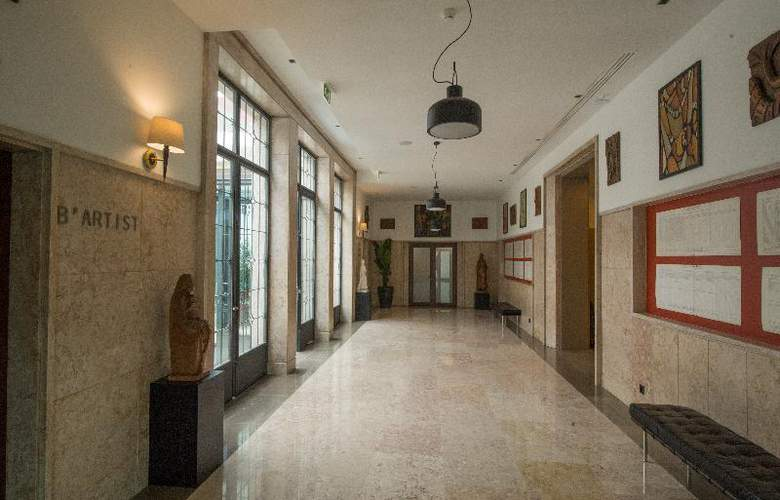 The Artist Porto Hotel & Bistro - General - 12