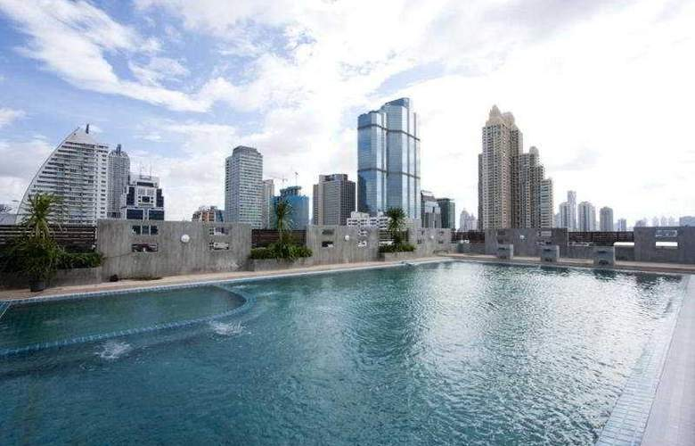 Sathorn Grace Hotel and Serviced Residence - Pool - 6