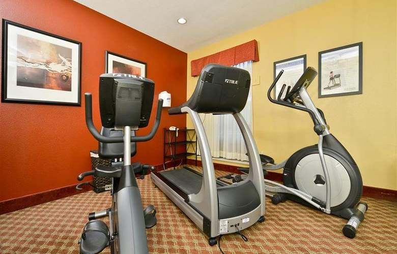 Best Western Greenspoint Inn and Suites - Sport - 158