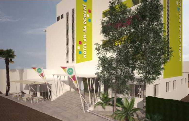 Smartline Anba Romani - Hotel - 10