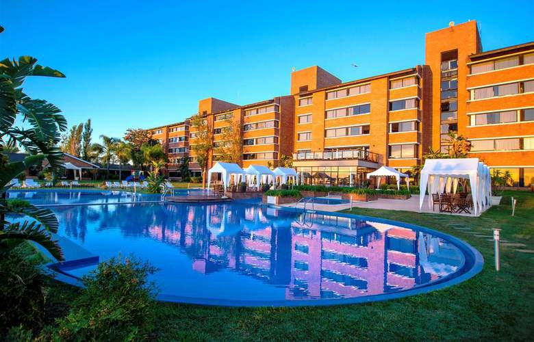 Arapey Thermal Resort and Spa Hotel - Hotel - 0