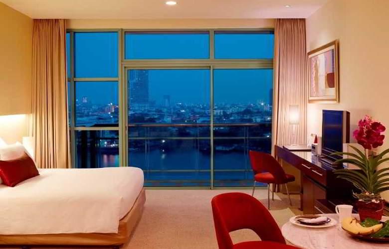 Chatrium Riverside Bangkok - Room - 18
