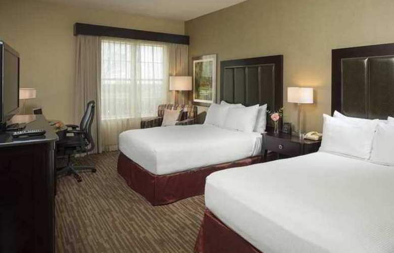 Hilton Raleigh-Durham Airport at Research - Hotel - 5