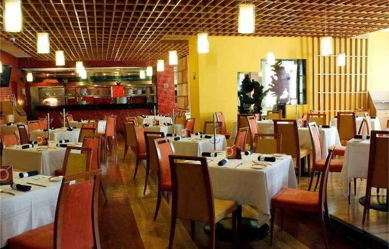 Camino Real Aeropuerto - Restaurant - 20