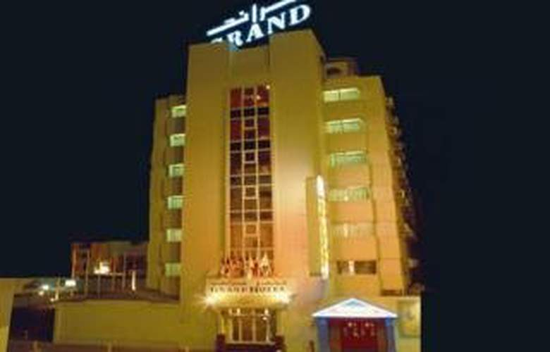 Grand hotel Bahrain - Hotel - 0