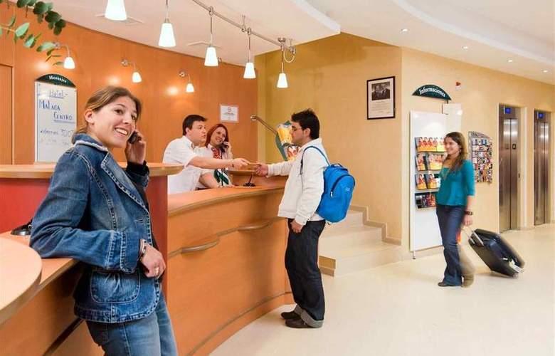 Ibis Málaga Centro - Hotel - 1