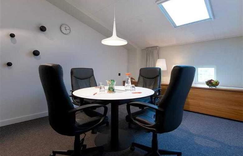 Best Western Plus Sthlm Bromma - Hotel - 32