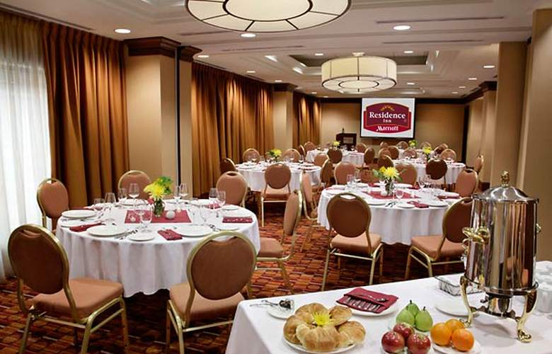 Residence Inn Toronto Downtown/Entertainment District - Conference - 14