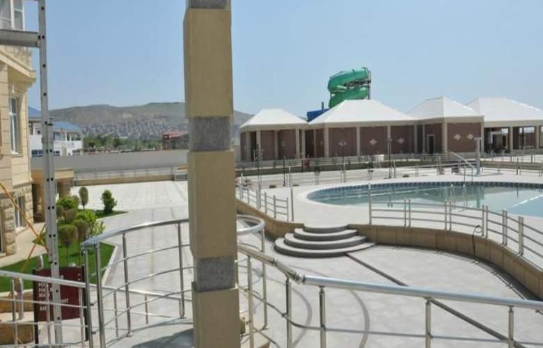Aysberq Hotel - Pool - 20